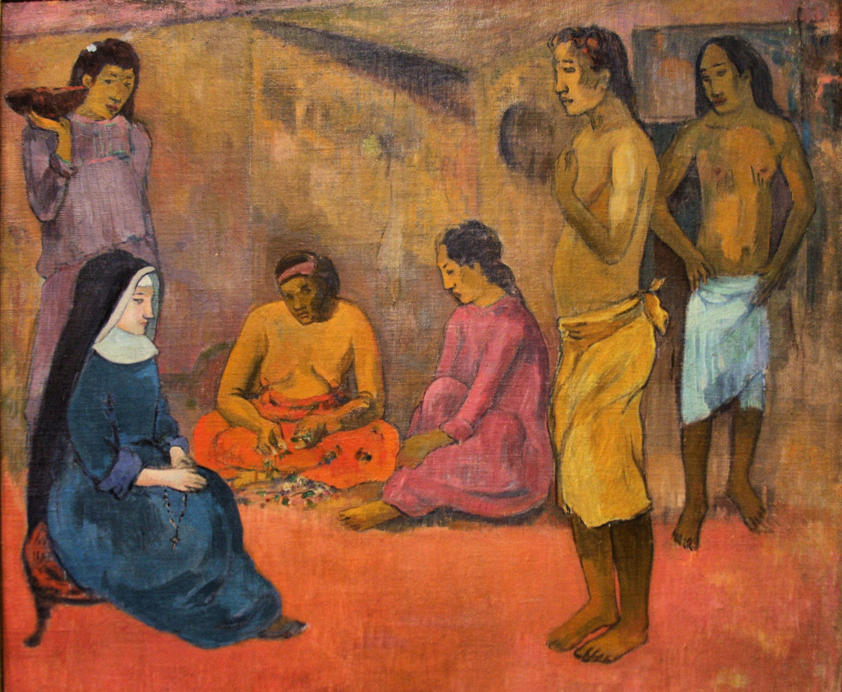 Paul Gauguin » Vacances - Arts- Guides Voyages