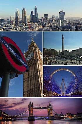 Londres tourisme