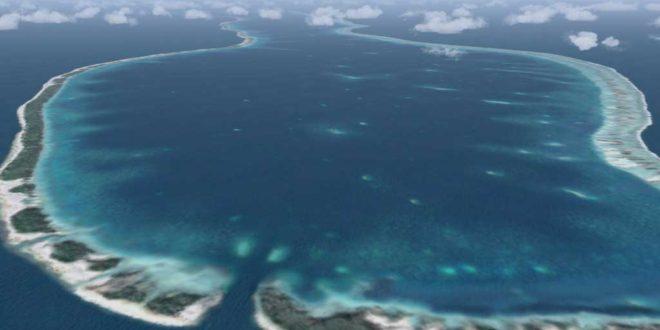 Atoll de Makemo