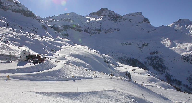 Monterosa - ski