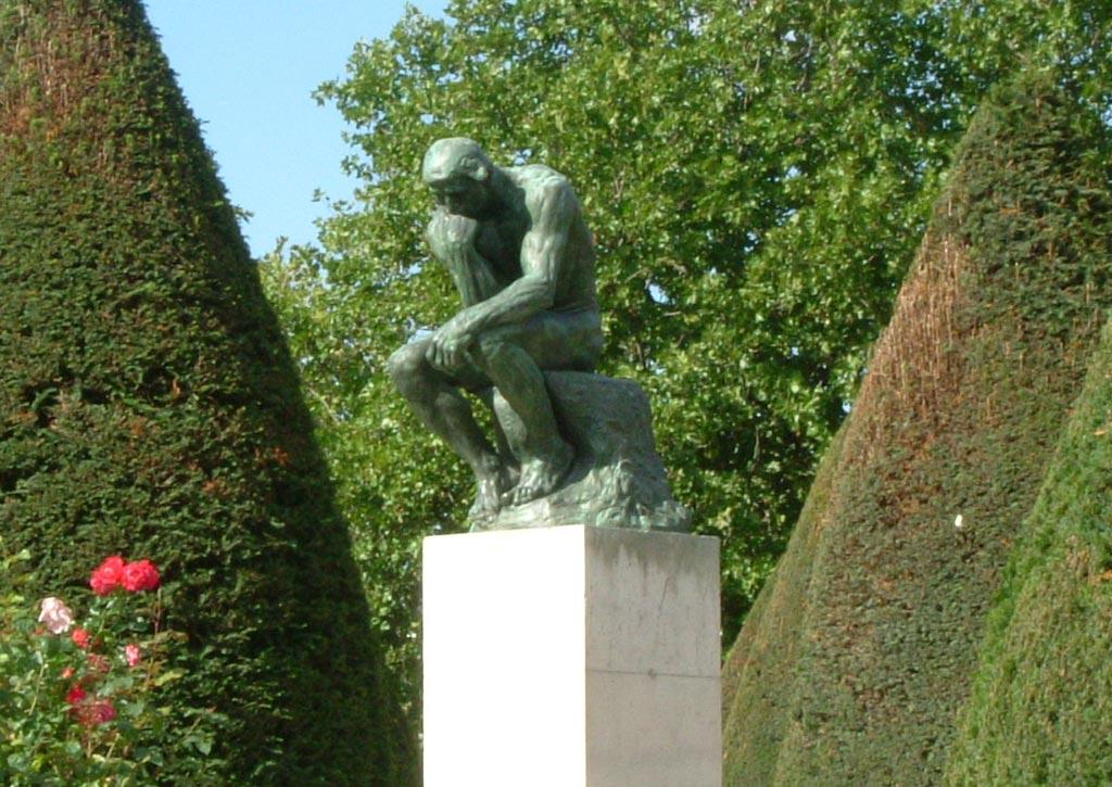 Paris - Musée de Rodin