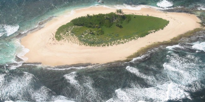 La Martinique - Vue du ciel