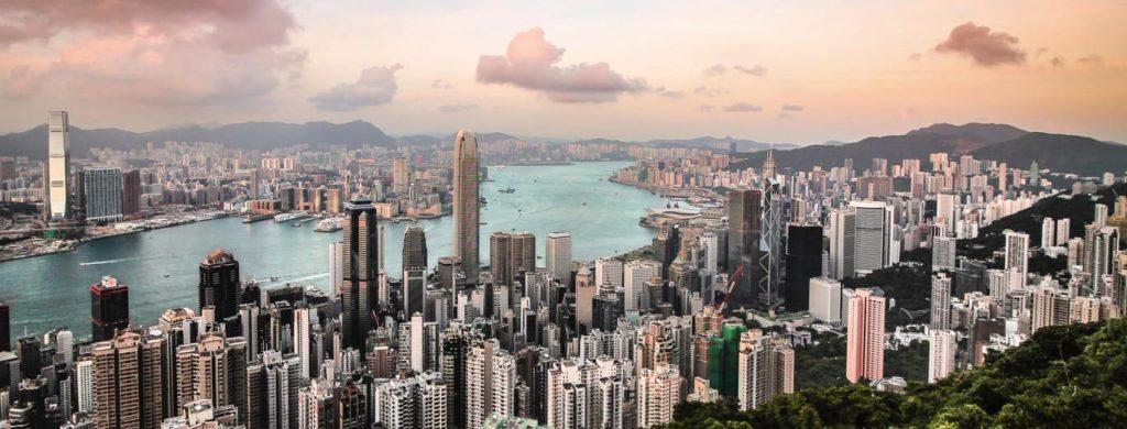 Hong-Kong Panorama