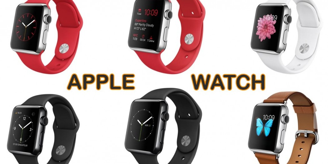 Apple Watch - Montres