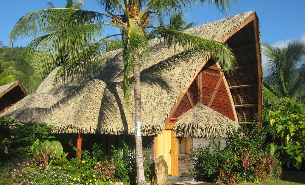 Polynésie - Architecture