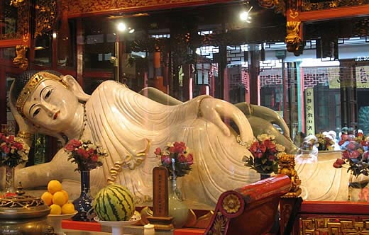 Bouddha de Jade