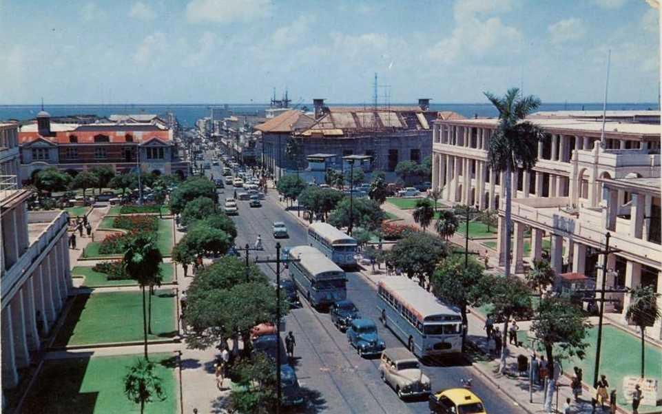 Kingston - Capitale de Jamaique