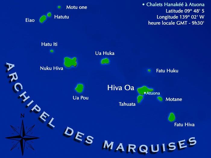 carte de Marquises