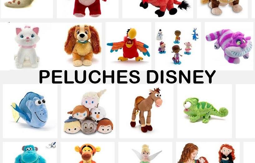 Disney-store - Peluches