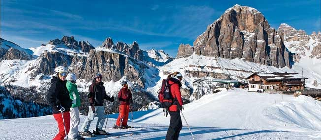Italie - Ski