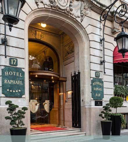 Hotel-raphael-paris