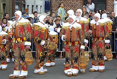 Carnaval de belgique