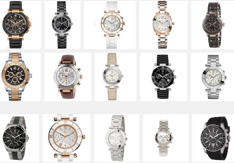 La collection Guess - Montre