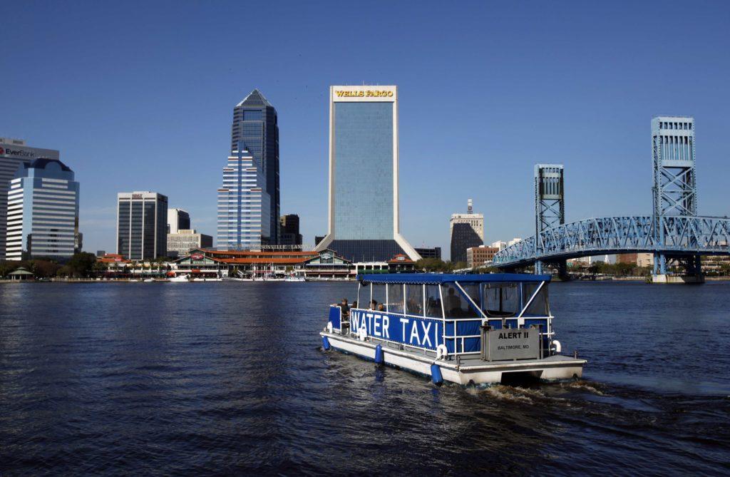 Le  Jacksonville Taxi