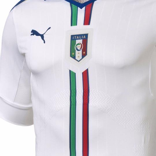 Italie - Maillot de foot exterieur
