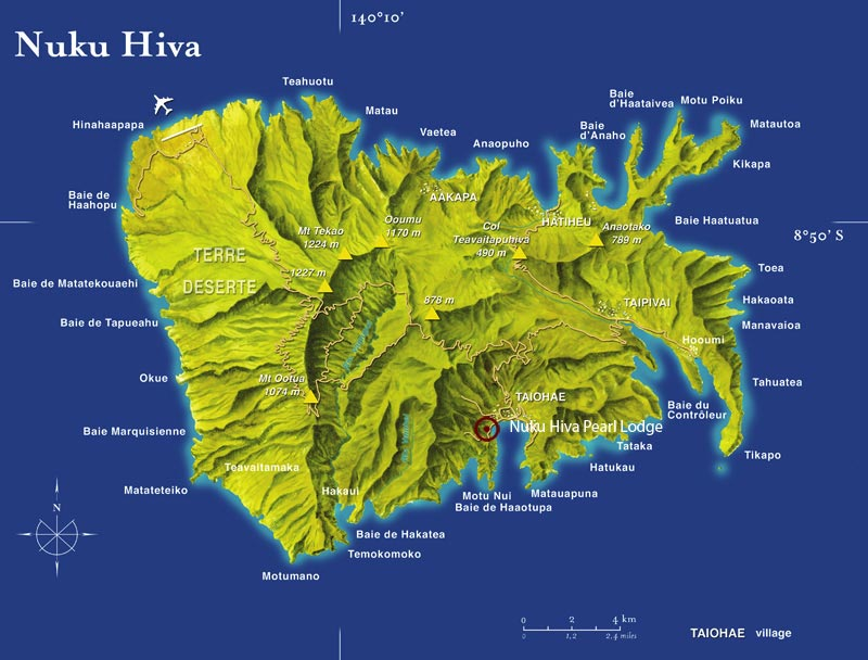 le monde cache de nuku hiva