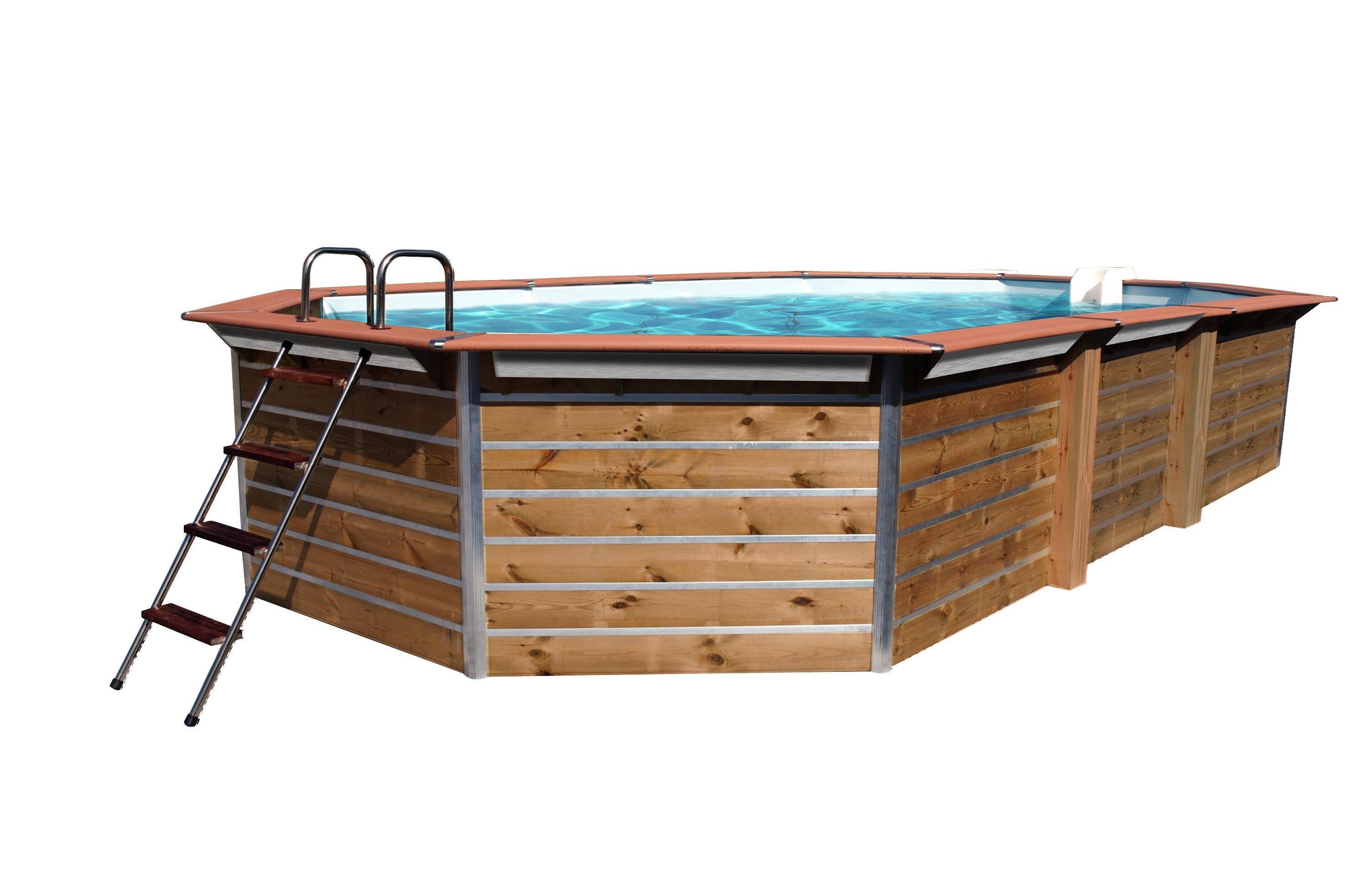 Jardin piscine vacances arts guides voyages for Piscine bois jardin