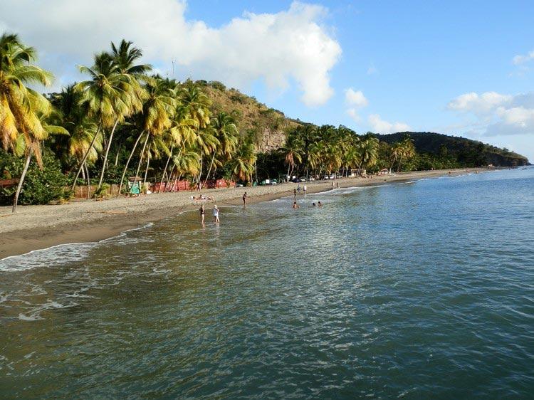 Plage du Carbet - Côté Caraibes
