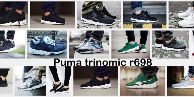 Puma trinomic r698