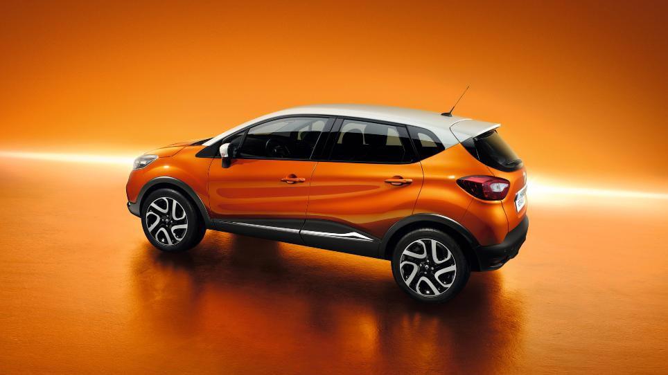 Captur Renault - Voiture