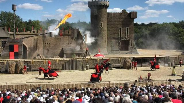 Puy du fou 2016 - Spectacles