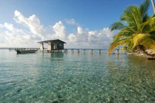 Takapoto - Tuamotu de Polynésie