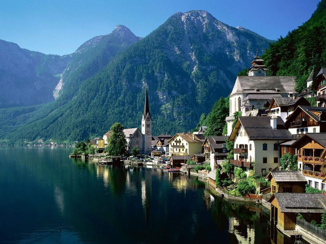 Autriche Paysage