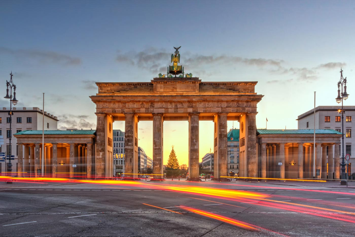 Brandenburg - Berlin Ouest