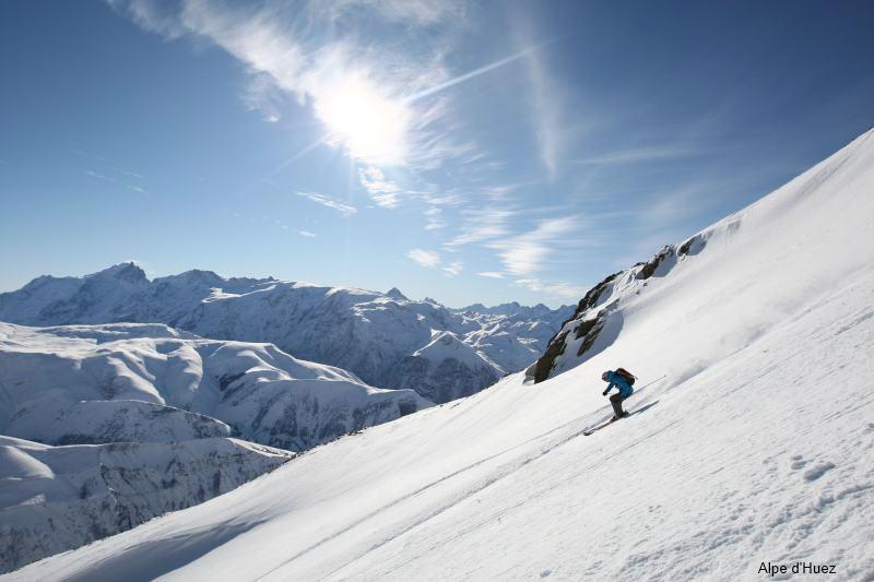 Alpes françaises - Ski