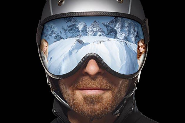 Indigo - Masque de Ski