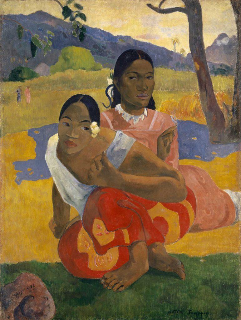 Gauguin - Nafea Faa Ipoipo