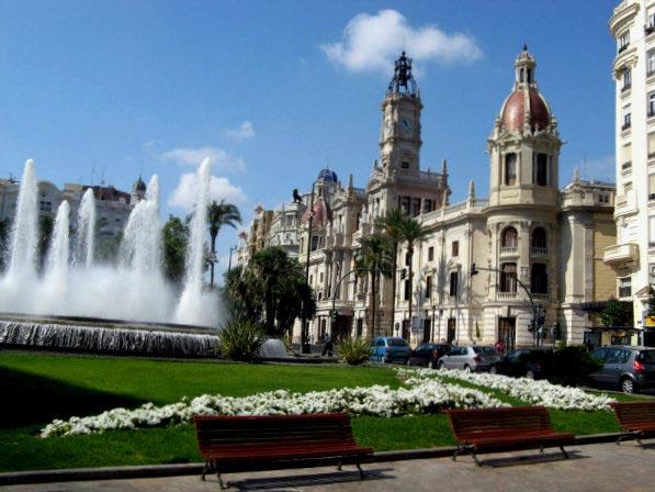 Valence Ville - Plaza del Ayuntamiento