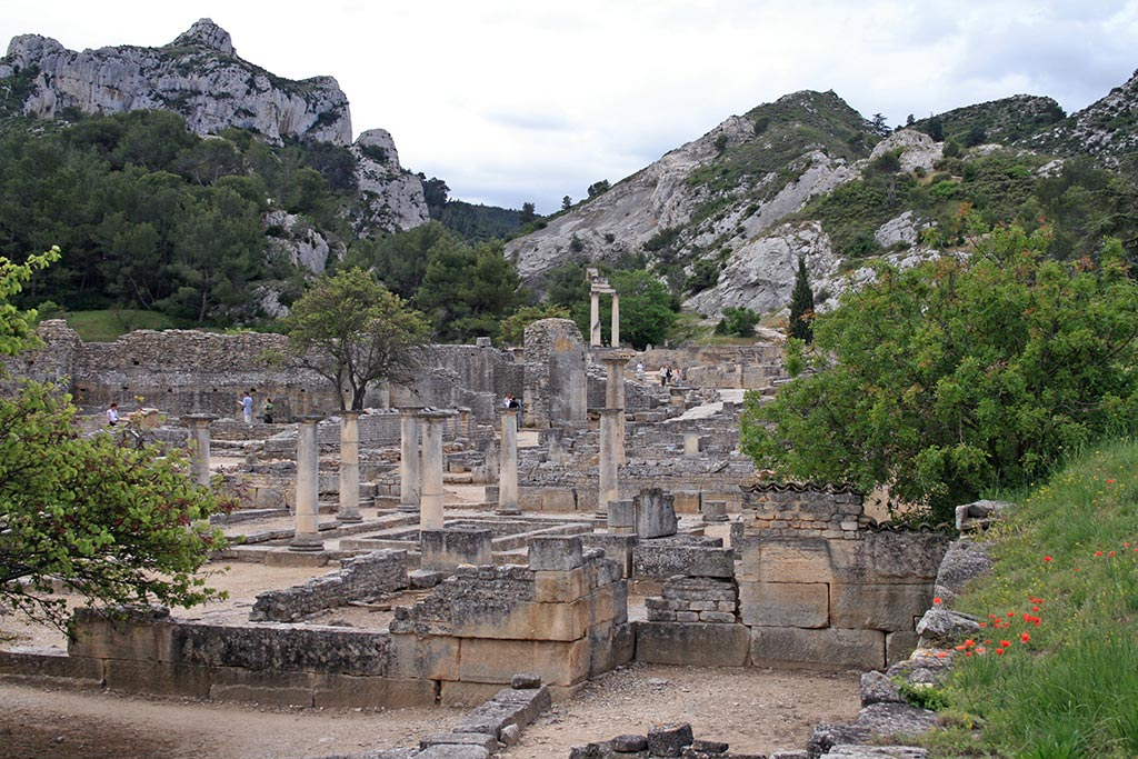 Saint-Rémy-de-Provence-Glanum