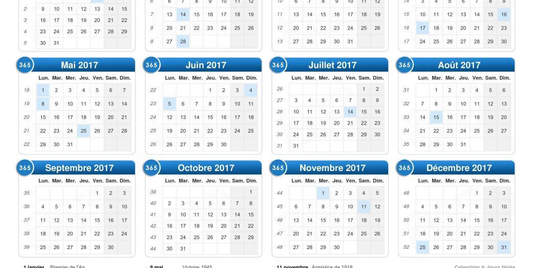 Calendrier vacances arts guides voyages - Calendrier lunaire 2016 2017 ...