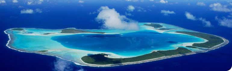 Ile en Polynésie