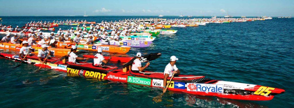 hawaikinui-vaa- Photo au départ de la course