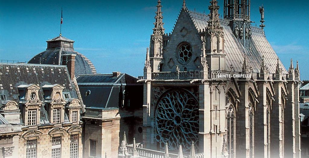 La Sainte Chapelle à Paris