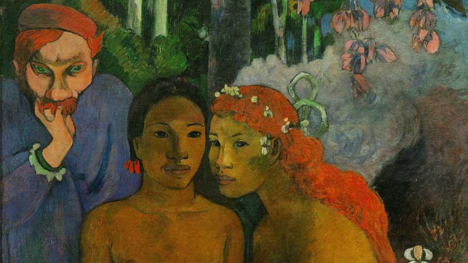 Paul Gauguin » Vacances - Arts- Guides Voyages