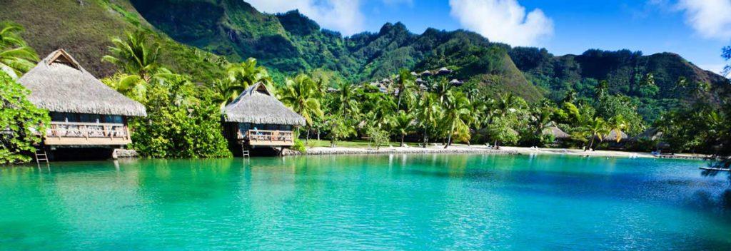 Village de Polynésie