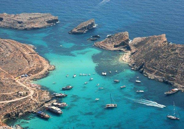 Une plage de Malte - Photo