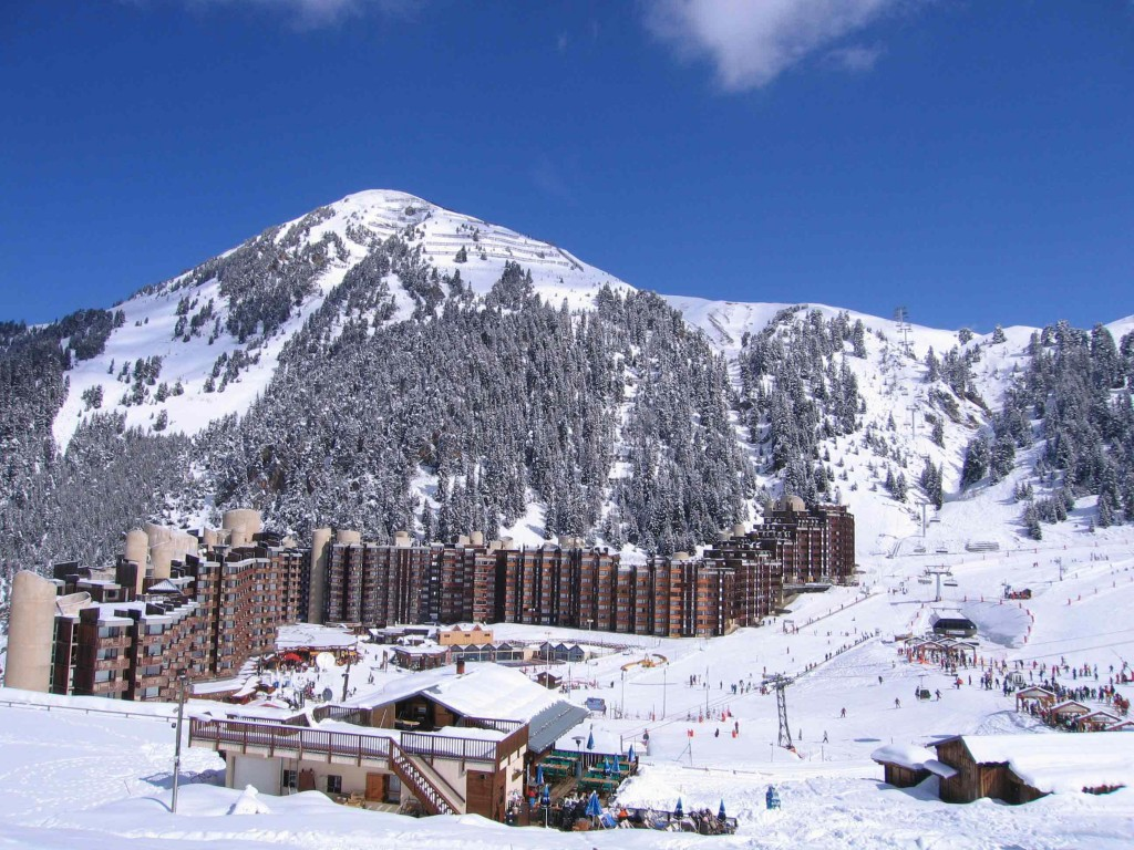 plagne bellecote - Ski
