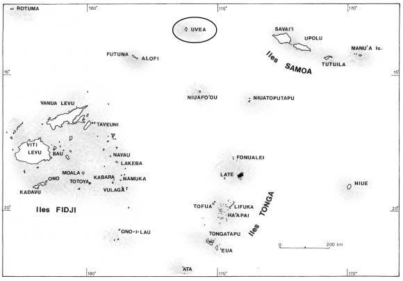 Polynésie occidentale