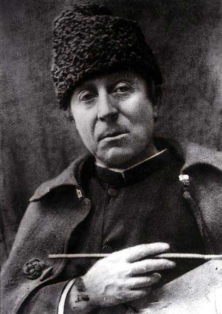 Portrait de Paul Gauguin