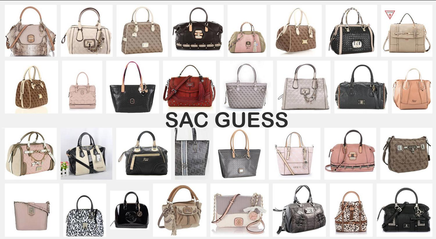 guess sac nouvelle collection