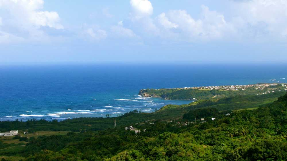 Barbade - Ile