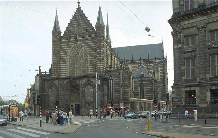 Eglise Sainte Catherine - Amsterdam