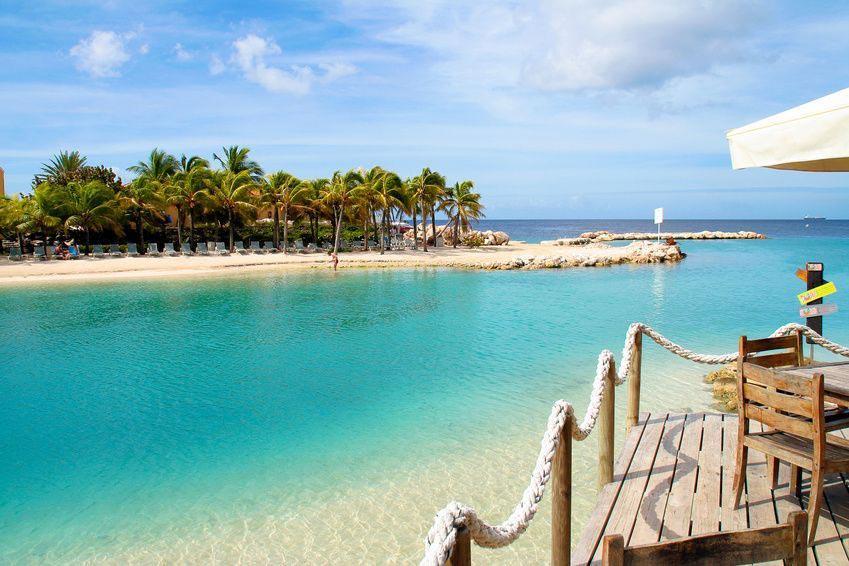 Paysage des Antilles