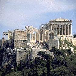 Architecture - Acropole - Art antique