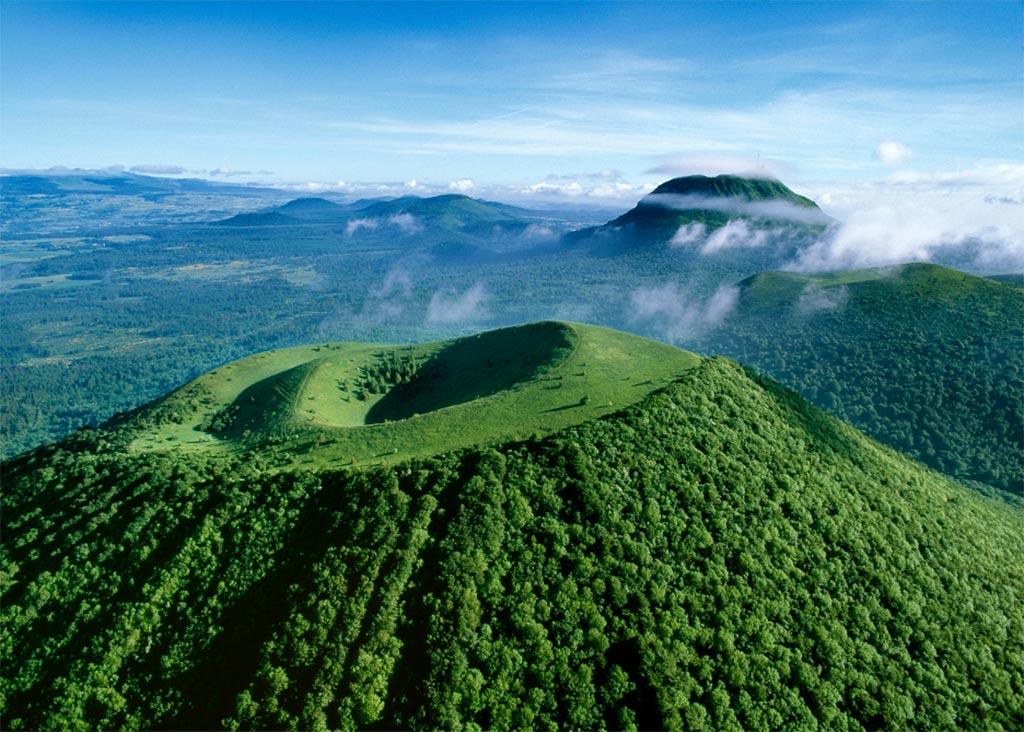 Volcan - Auvergne - Photo