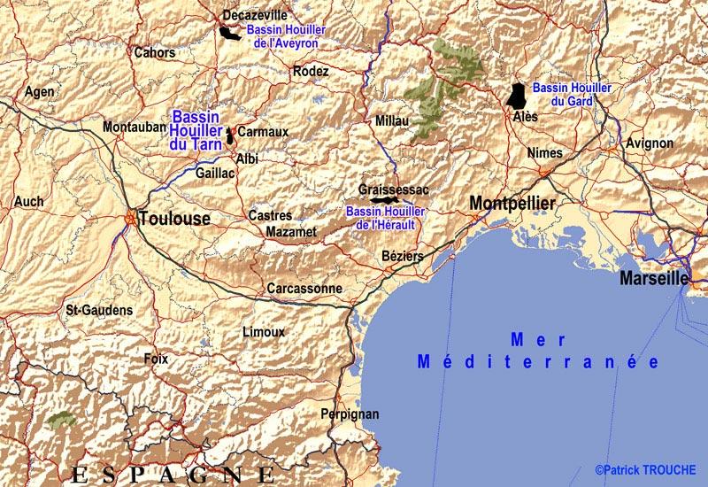 Images Carte De France Avec Ses Principales Villes